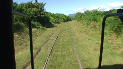 Valle de los Ingenios train view from the train 6 Footage