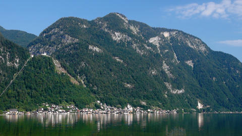 Hallstatt Stock Video Footage