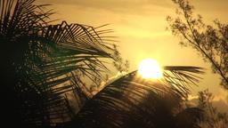 Cuba Sunrise timelapse Stock Video Footage