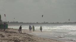 Varadero Kitesurfing 3 Footage