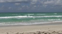 Varadero sea and beach 2 Stock Video Footage