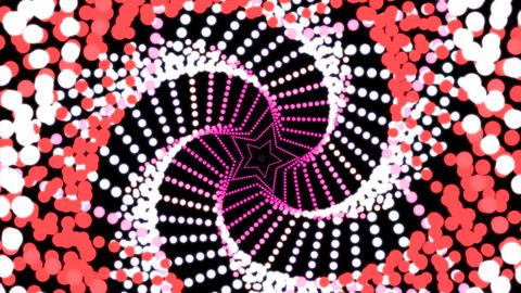 pink star Animation