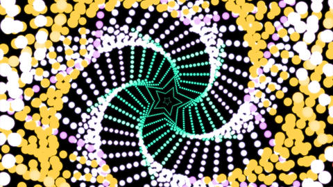 yellow star Animation