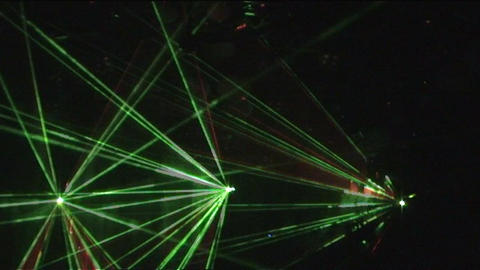 Laser 4 Stock Video Footage