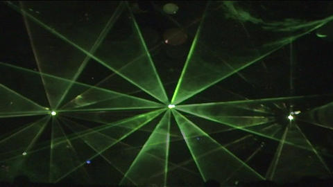 Laser 6 Stock Video Footage