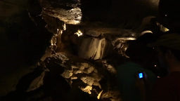 Aillwee Cave 1 Stock Video Footage