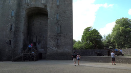 Bunratty Castle 1 Footage