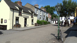 Bunratty Folkpark 7 Stock Video Footage