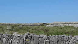 Burren Landscape 1 Stock Video Footage