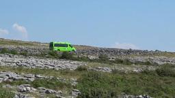 Burren Landscape 3 Footage