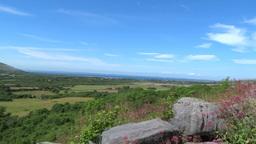Clare Landscape 2 Stock Video Footage