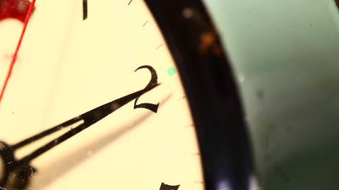 Clock Stock Video Footage