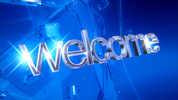 Welcome_2.0 Stock Video Footage