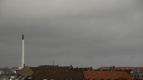 Thunderstorm Stock Video Footage