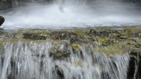 Splashing water Stock Video Footage