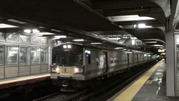 Long Ireland Train New York Stock Video Footage