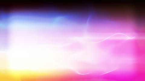 abstract soft background, colorful motion flow Stock Video Footage