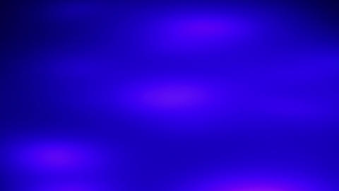 Abstract Blue Background - Blurred Glowing Lights stock footage