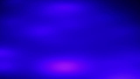 abstract blue background - blurred glowing lights Stock Video Footage