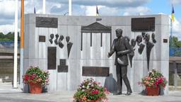 JFK Memorial 2 Footage