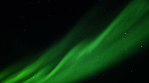 The Aurora Stock Video Footage