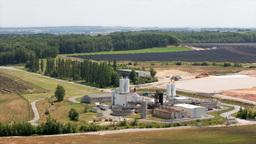 Industrial plant Footage