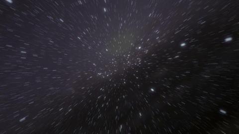 star galaxy 1 Stock Video Footage
