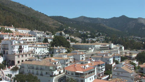 Mijas, Spain Footage