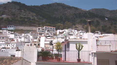 Mijas, Spain Stock Video Footage