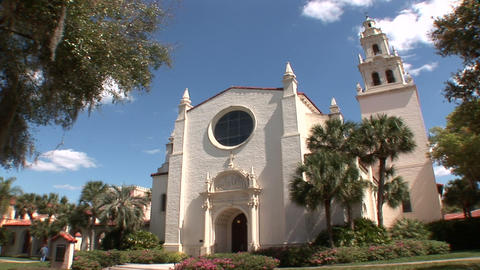 Knowles church Stock Video Footage