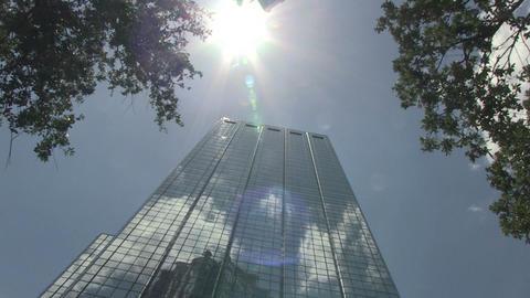 Skyscraper HD Stock Video Footage