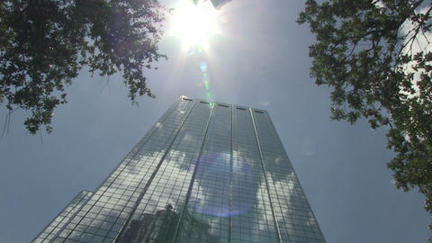 Skyscraper HD stock footage