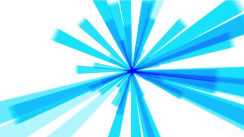 blue stripe & rays light,tech laser Animation
