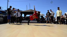 Soul Kings Flavas B-Boying battle Footage