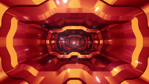Tunnel tube SF A 01gg 2 HD Stock Video Footage