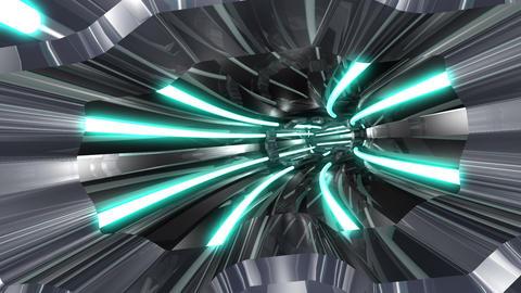 Tunnel tube SF A 01nn HD Stock Video Footage