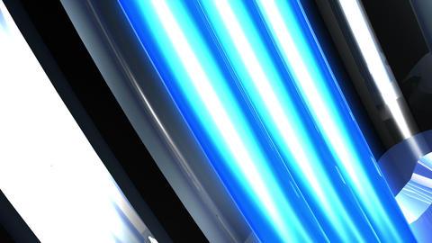 Tunnel tube SF A 02e HD Stock Video Footage