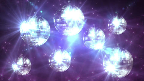 Mirror ball 26457 Stock Video Footage