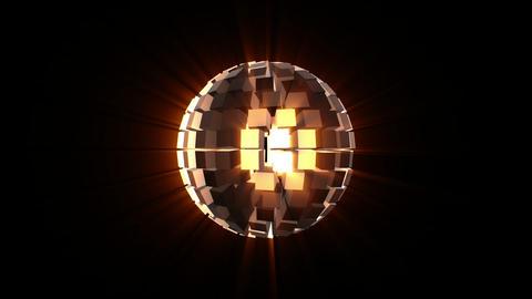 Sphere 1 Stock Video Footage