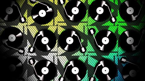 Vinyl player 1 Animation