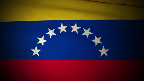Flag Venezuela 04 Animation
