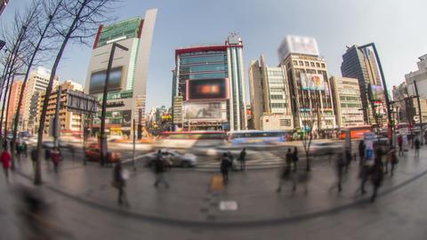 Seoul City 175 HD Stock Video Footage