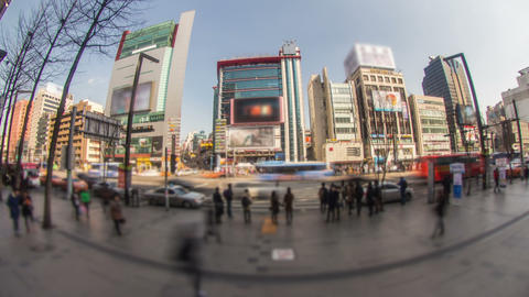 Seoul City 175 HD Footage