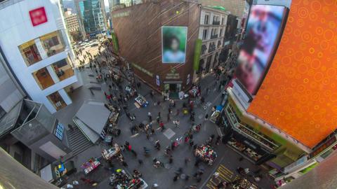 Seoul City 189 HD Stock Video Footage