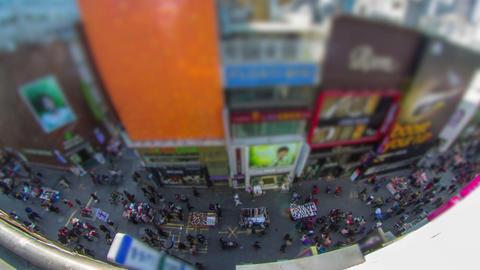 Seoul City 191 HD Stock Video Footage