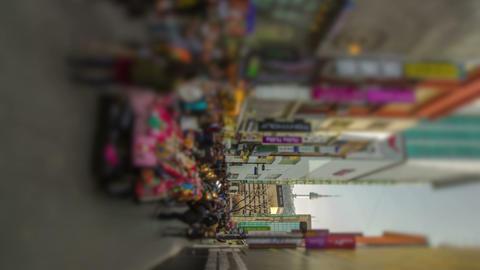 Seoul City 197 HD Stock Video Footage