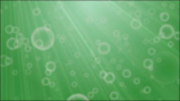 Green Bubbles - texture Stock Video Footage