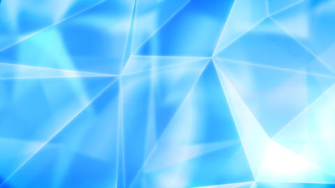 Blue abstract background. Loop. HD 1080 Stock Video Footage