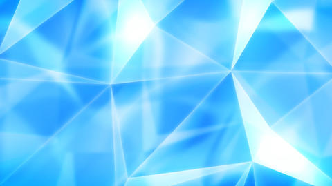 Blue Abstract Background. Loop. HD 1080 stock footage