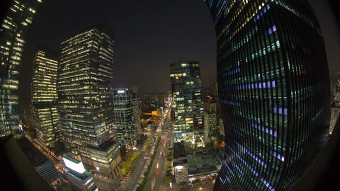 Seoul City 33 HD Footage